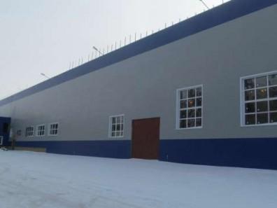 Фасады из профлиста и сайдинга