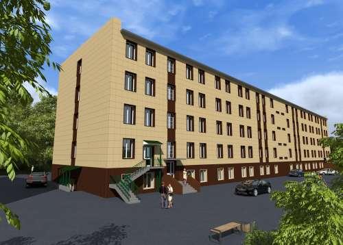 Общежития  ИЯЭиП