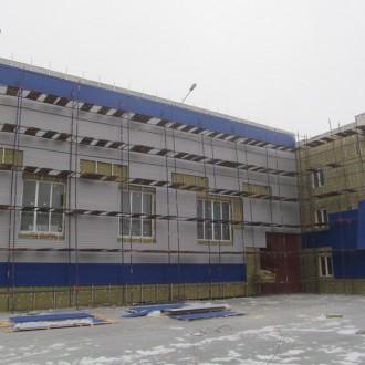Промышленное здание, г.Воронеж