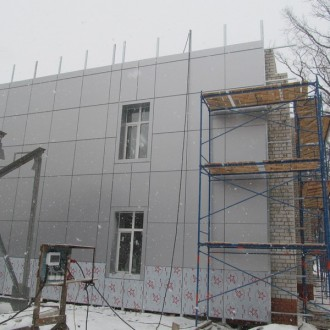 Стадион Авангард  (Аннинская ДЮСШ Корпус 1)