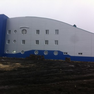 Реабилитационный центр с бассейном