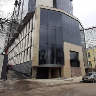 Жилой дом с офисными помещениями
